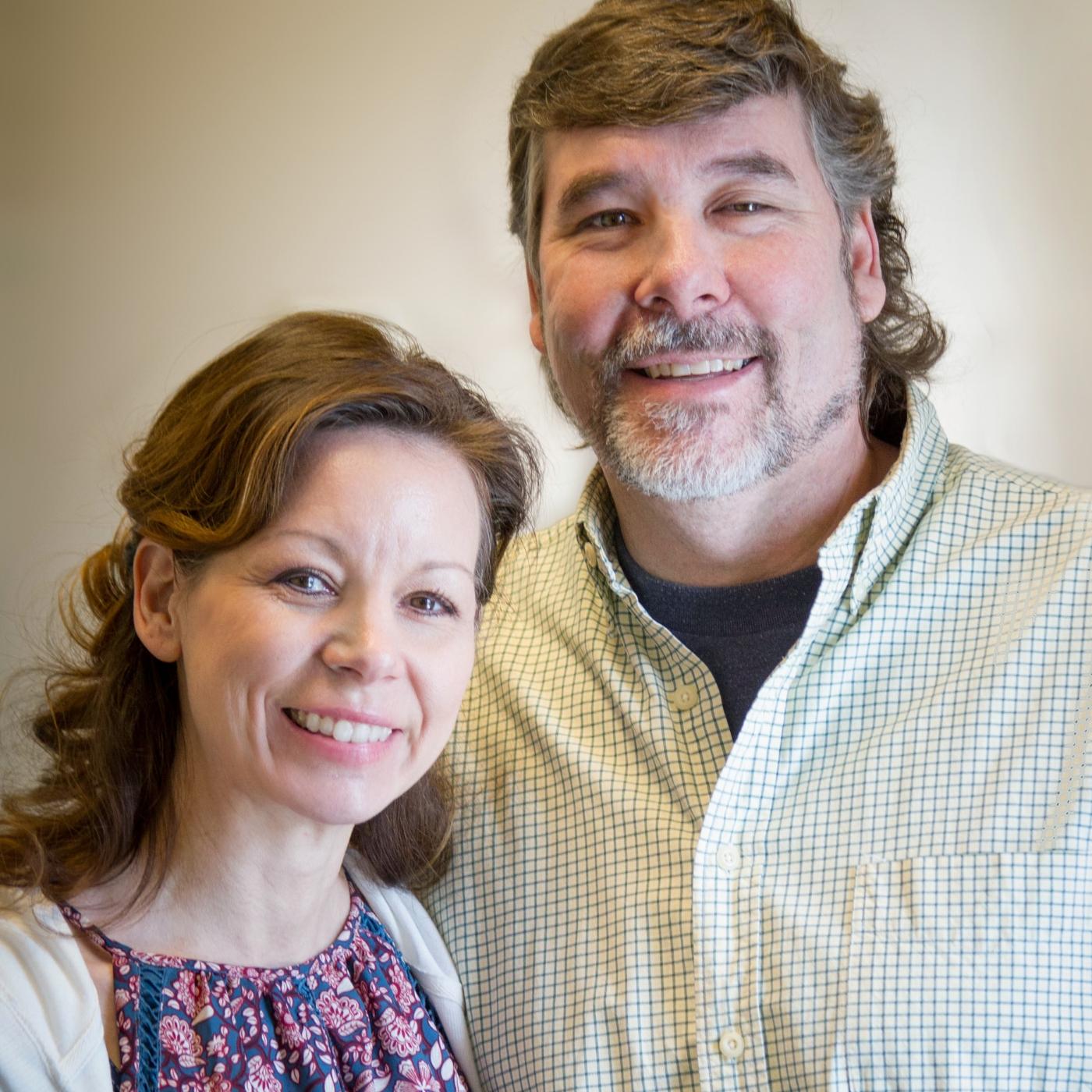 Pastor Rebecca & Adam Eastman